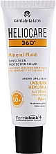 Parfums et Produits cosmétiques Fluide minéral protecteur pour corps - Cantabria Labs Heliocare 360º Mineral Fluid SPF 50+