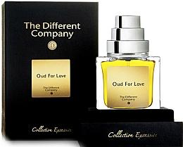 Parfums et Produits cosmétiques The Different Company Oud For Love - Eau de Parfum