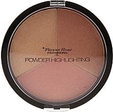Parfums et Produits cosmétiques Palette d'enlumineurs - Pierre Rene Highlighting Powder Palette