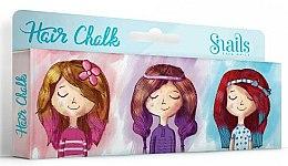 Parfums et Produits cosmétiques Craies à cheveux colorées lavables - Snails Hair Chalk