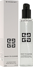 Parfums et Produits cosmétiques Eau micellaire tonique à l'extrait de fleur de cactus Opuntia - Givenchy Ready-To-Cleanse Micellar Water Skin Toner