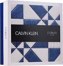 Parfums et Produits cosmétiques Calvin Klein Eternity For Men - Coffret (eau de toilette/200ml + eau de toilette/30ml)