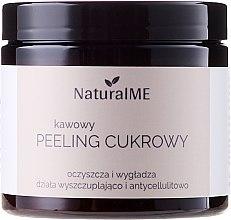 Parfums et Produits cosmétiques Gommage corporel au sucre et au café - NaturalME