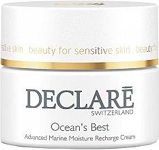 Parfums et Produits cosmétiques Crème aux minéraux marins pour visage - Declare Ocean's Best Advanced Marine Moisture Recharge Cream
