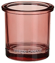 Parfums et Produits cosmétiques Bougeoir pour bougie votive - Yankee Candle POP Coral Tealight Votive Holder