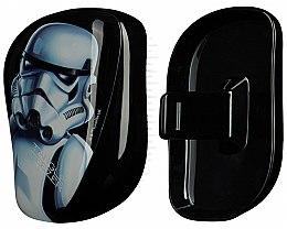 Parfums et Produits cosmétiques Brosse à cheveux compacte - Tangle Teezer Compact Styler Star Wars Storm Trooper Brush