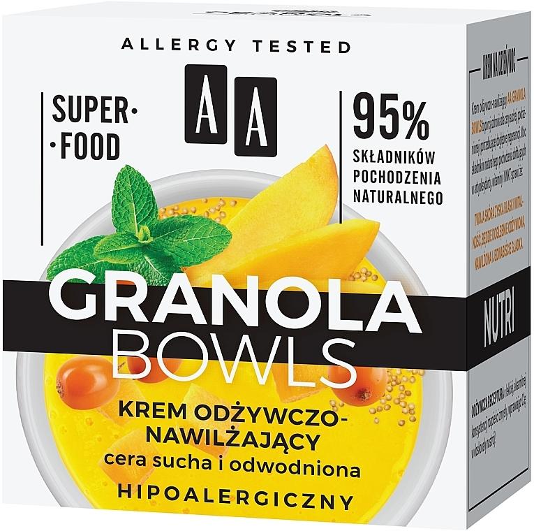 Crème nourrissante pour visage - AA Granola Bowls — Photo N4