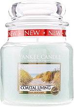 Parfums et Produits cosmétiques Bougie parfumée en jarre Balade sur la côte - Yankee Candle Coastal Living