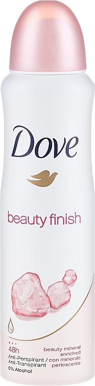 Déodorant en spray minéral - Dove Beauty Finish Deo Spray