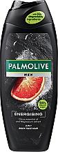 Parfums et Produits cosmétiques Gel douche énergisant pour visage, corps et cheveux - Palmolive Men Energizing 3 in 1