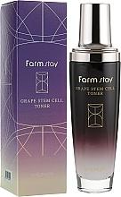 Parfums et Produits cosmétiques Lotion tonique aux cellules phyto-souches de raisin - FarmStay Grape Stem Cell Toner