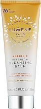 Parfums et Produits cosmétiques Baume nettoyant pour visage - Lumene Valo Cleansing Balm