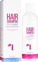 Parfums et Produits cosmétiques Shampooing à la kératine - Intelligent Beauty Salon Keratin In-Side Hair Shampoo