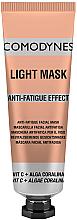 Parfums et Produits cosmétiques Masque anti-fatigue à la vitamine C et algues pour visage - Comodynes Light Anti-Fatigue Effect Mask