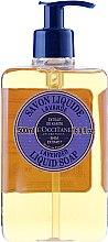 Parfums et Produits cosmétiques Savon liquide au beurre de karité et lavande - L'Occitane Lavande Liquid Soap