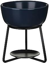 Parfums et Produits cosmétiques Brûleur à tartelettes, bleu marin - Yankee Candle Dark Blue Aroma Lamp
