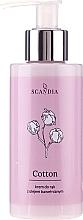 Parfums et Produits cosmétiques Crème à l'huile de coton pour mains - Scandia Cosmetics Cotton Hand Cream