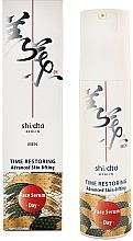 Parfums et Produits cosmétiques Sérum de jour à l'aloe vera - Shi/dto Men Time Restoring Advanced Skin-lifting Day Serum With Nio-Oxy And Hyaluronic Acid