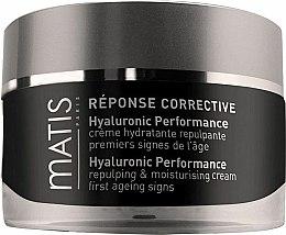 Crème à l'acide hyaluronique pour visage - Matis Reponse Corrective Hyaluronic Performance Cream — Photo N1
