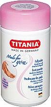 Parfums et Produits cosmétiques Poudre désodorisante pour pieds - Titania Foot Powder