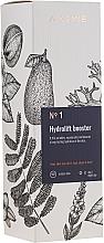 Parfums et Produits cosmétiques Concetré combleur de rides pour visage - Alkemie Needles No More Hydrolift Booster