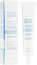 Parfums et Produits cosmétiques Crème apaisante squamo-réductrice pour visage et cuir chevelu - Ducray Kelual Ds Squamo-Reducing Soothing Cream