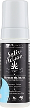 Parfums et Produits cosmétiques Mousse de rasage - La Saponaria Sativ Action Shaving Mousse
