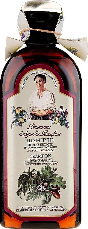 Shampooing à l'extrait d'ortie - Les recettes de babouchka Agafia — Photo N1