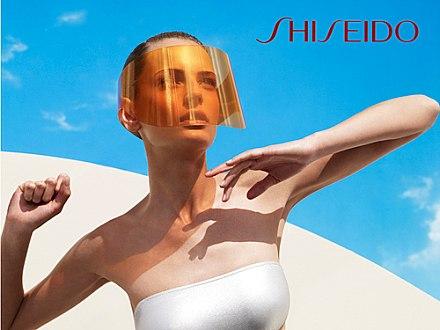 Lait bronzant waterproof pour corps et visage - Shiseido Suncare Tanning Emulsion N SPF 6 — Photo N4