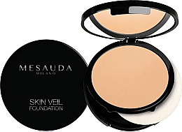 Parfums et Produits cosmétiques Fond de teint compact - Mesauda Milano Skin Veil Foundation