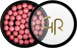 Parfums et Produits cosmétiques Blush en perles - Golden Rose Ball Blusher Rouge Pearl