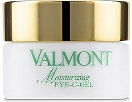 Parfums et Produits cosmétiques Gel à l'acide hyaluronique contour des yeux - Valmont Moisturizing Eye-C Gel