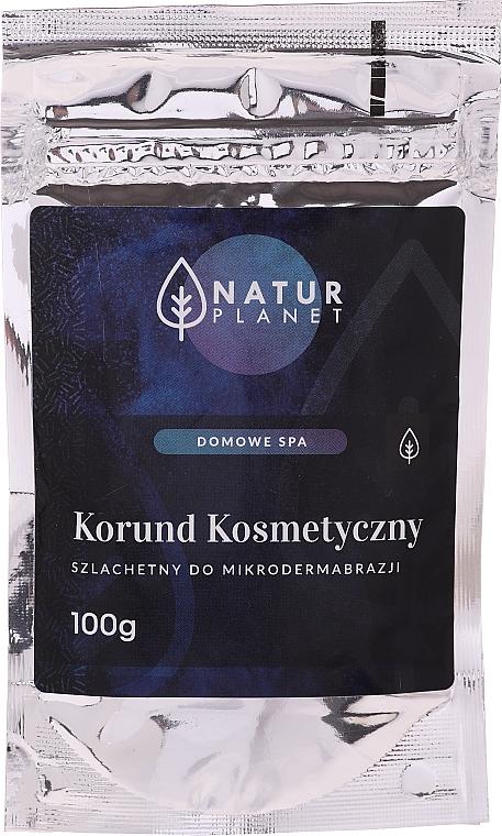 Exfoliant à l'aluminium pour corps - Natur Planet Microdermabrasion Corundum Peeling Spa