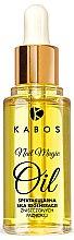 Parfums et Produits cosmétiques Huile régénérante pour ongles - Kabos Nail Magic Oil