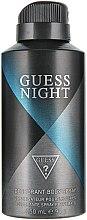 Parfums et Produits cosmétiques Guess Guess Night - Déodorant