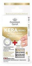 Parfums et Produits cosmétiques Programme de réparation des ongles à la kératine - Constance Carroll Nail Care Kera-Bond After Hybrid