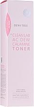 Parfums et Produits cosmétiques Tonique apaisant à la calamine - Dewytree The Clean Lab AC Dew Calamine Toner