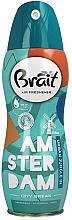 Parfums et Produits cosmétiques Désodorisant aérosol City Break -Amsterdam - Brait Dry Air