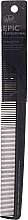 Parfums et Produits cosmétiques Peigne à cheveux avec crochet, noir - Wet Brush Pro Epic Cutting Comb