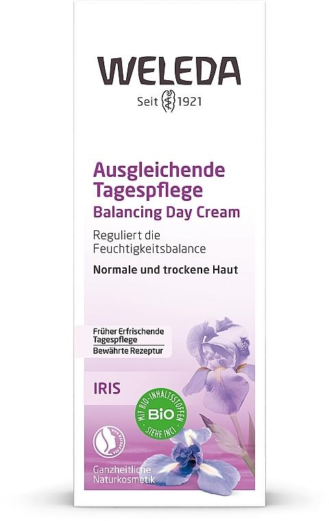 Crème de jour à l'iris - Weleda Iris Tagescreme — Photo N3