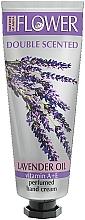 Parfums et Produits cosmétiques Crème à l'huile de lavande pour mains - Nature of Agiva Flower Lavender Oil Hand Cream