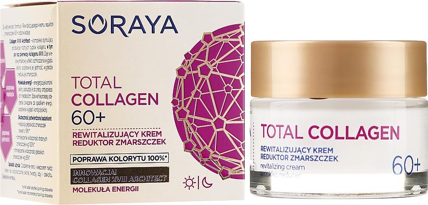Crème de jour et nuit au collagène - Soraya Total Collagen 60+