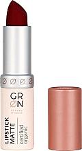 Parfums et Produits cosmétiques Rouge à lèvres mat - GRN Lipstick Matte