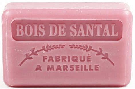 Savon végétal de Marseille, Bois de santal - Foufour Savonnette Marseillaise