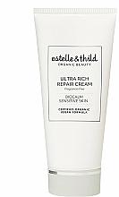 Parfums et Produits cosmétiques Crème réparatrice à l'huile d'amande douce pour visage - Estelle & Thild BioCalm Ultra Rich Repair Cream
