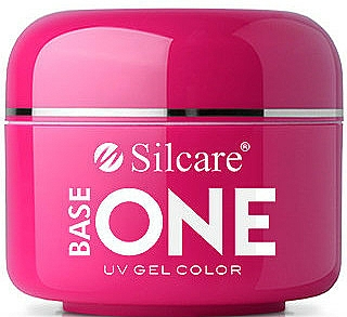Gel base pour ongles - Silcare Base One Pixel