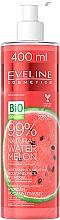 Parfums et Produits cosmétiques Hydrogel pour visage et corps Pastèque - Eveline Cosmetics 99% Natural Watermelon