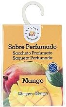 Parfums et Produits cosmétiques Sachet aromatique Mangue - La Casa de Los Aromas Mango Closet Sachet