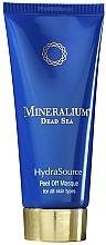 Parfums et Produits cosmétiques Masque peel-off aux minéraux de la mer Morte pour visage - Mineralium Hydra Source Peel Off Masque