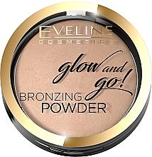 Parfums et Produits cosmétiques Poudre bronzante - Eveline Cosmetics Glow & Go Bronzing Powder